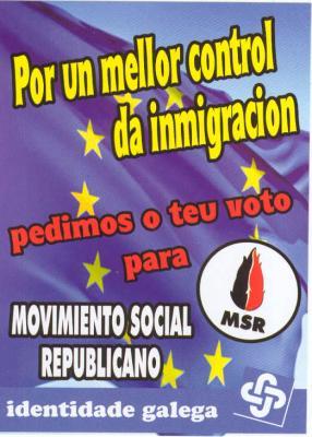 Por un mellor control da inmigración.